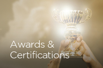 Award & Certifications
